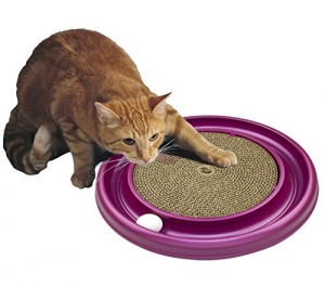 Turbo Cat Scratcher