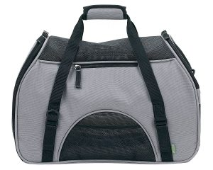 bergan bengal cat carrier side